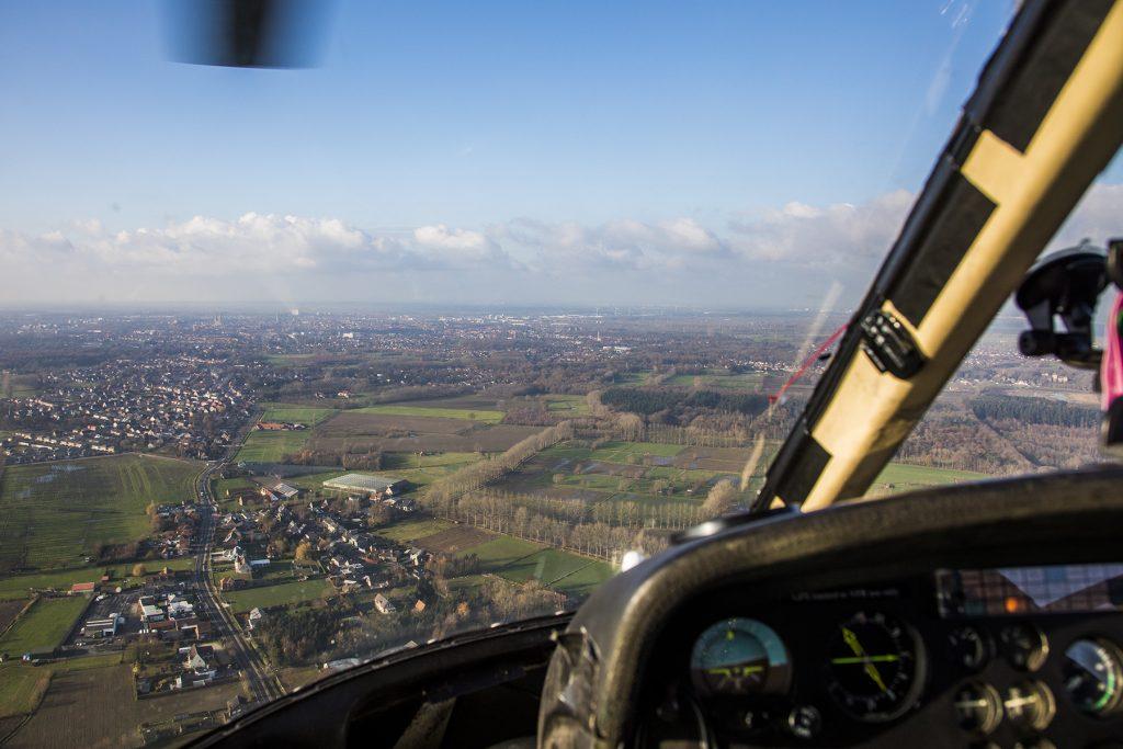 Cockpit AS355